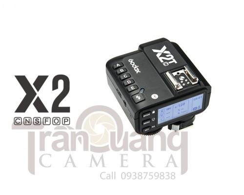 Godox X2T Sony Canon Nikon