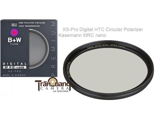 (CPL)  B+W XS-Pro Digital HTC Circular Polarizer Käsemann MRC nano