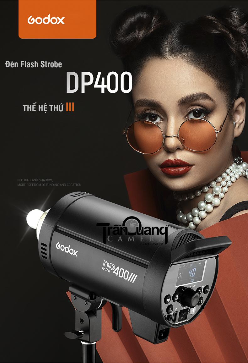 DP400III
