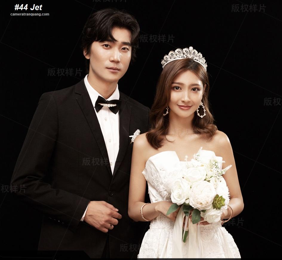 Màu Đen số 44 Wedding photo