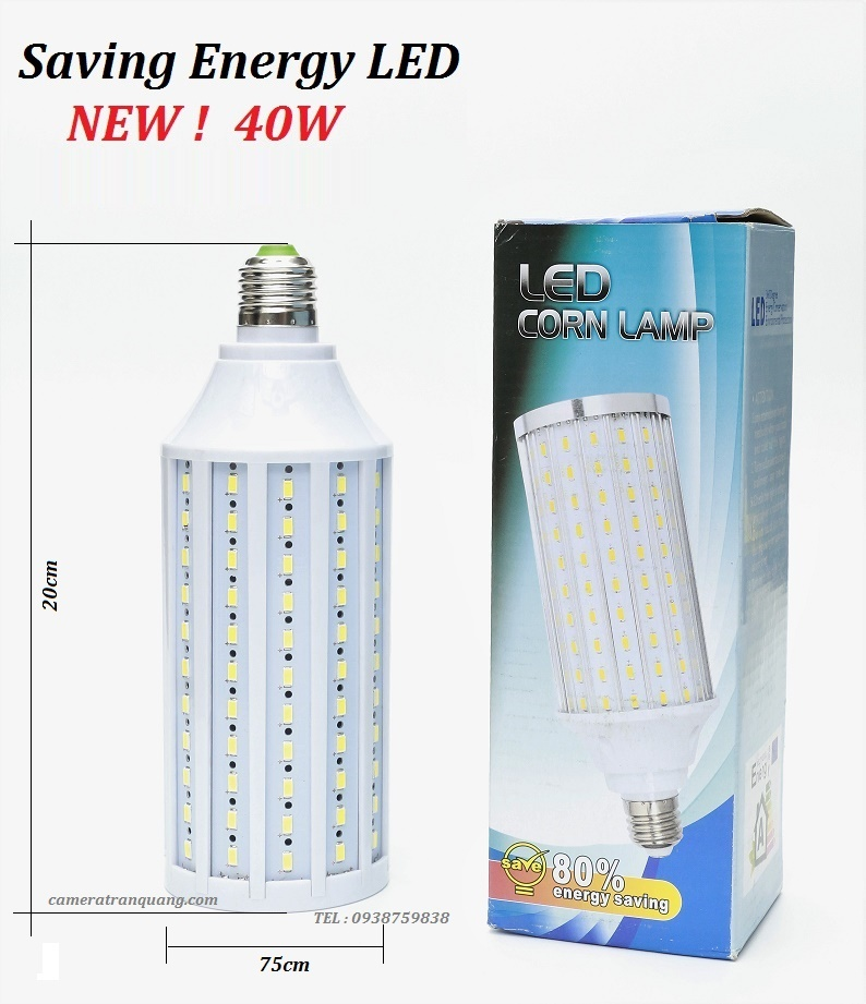 LED360 40w Saving energy