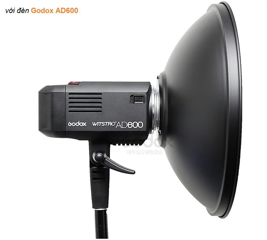 Beautydisk 58cm & Godox Witstro AD600BM