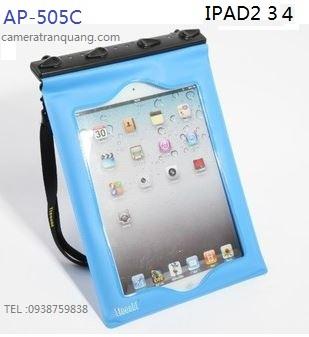 AP-505C túi chống nước cho IPAD 234