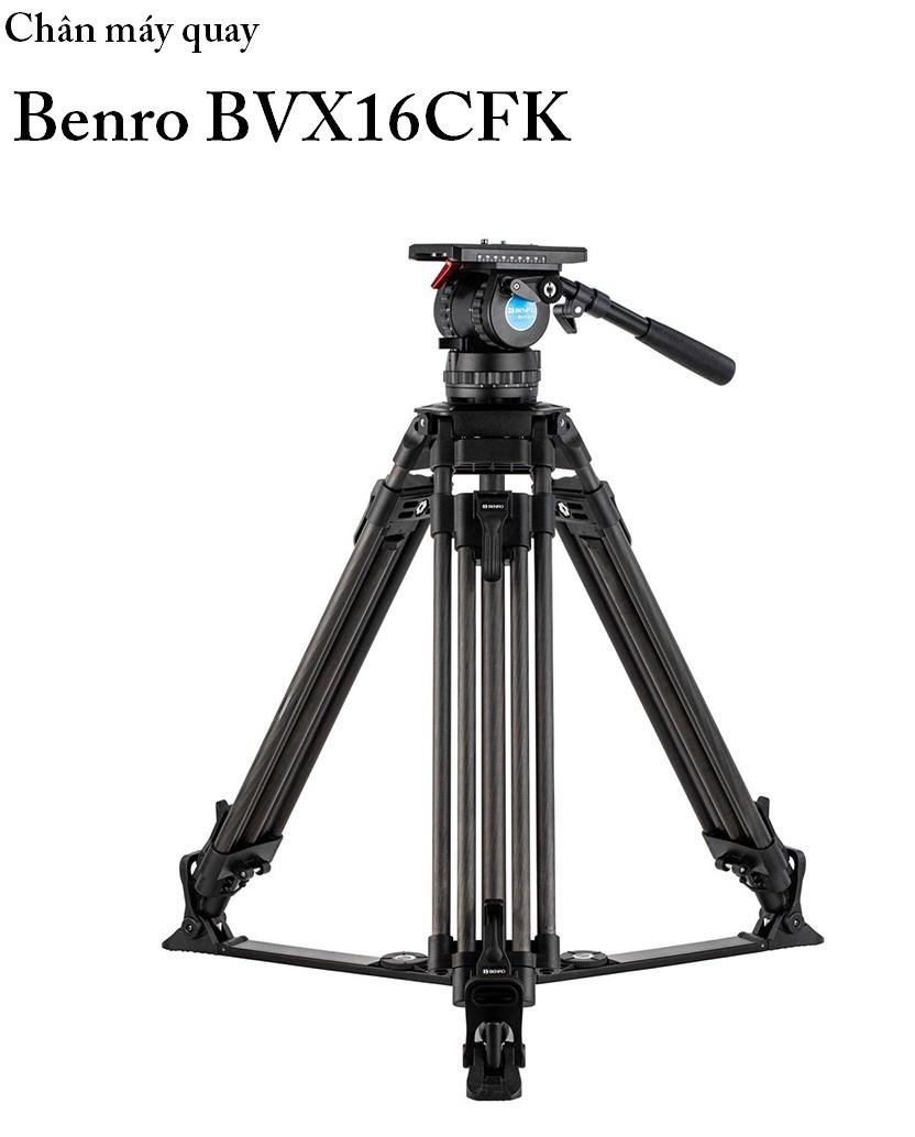 Chân BENRO BVX16CFK