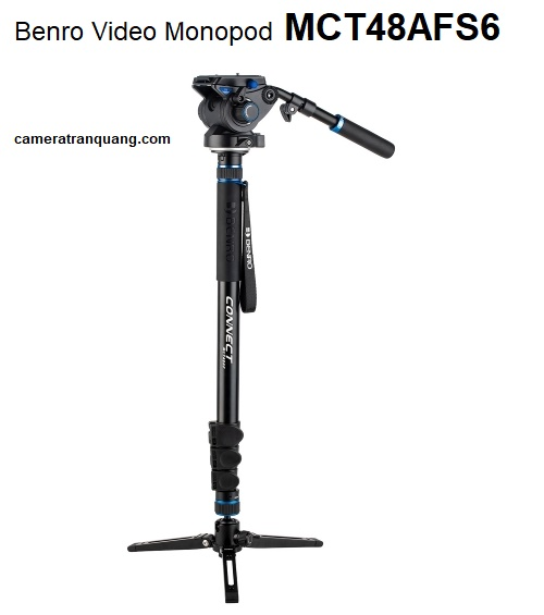 Benro Video Monopod MCT48AFS6
