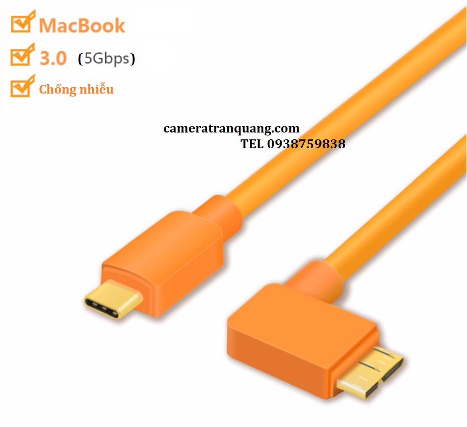 USB 3.0 to Type C