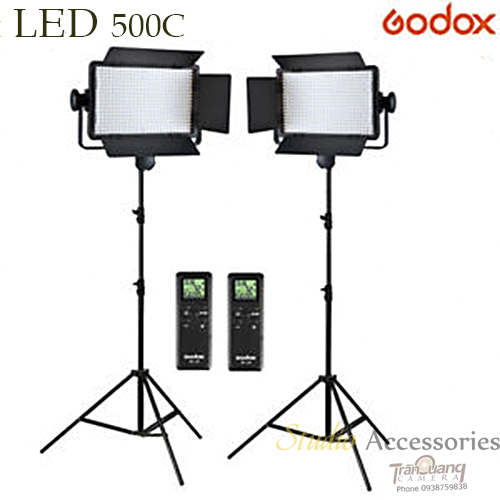 Professional LED Video Light LED500C