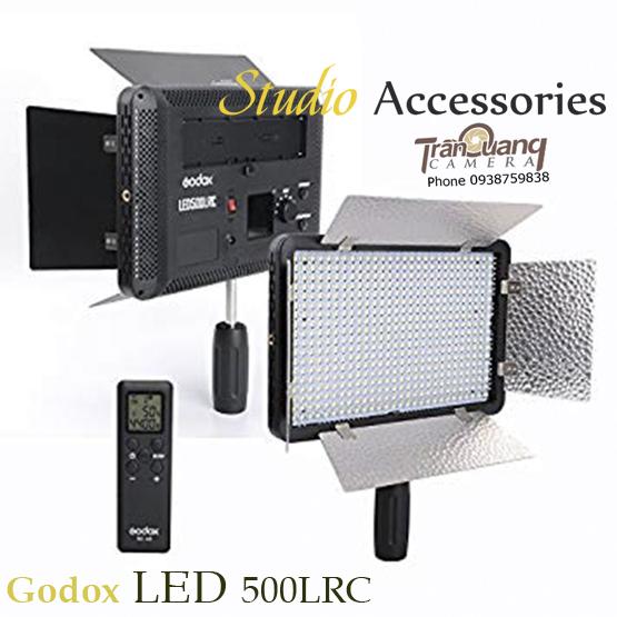 Godox LED 500LRC (gắn máy ảnh máy quay)