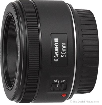 Canon EF50mmf1.8 STM