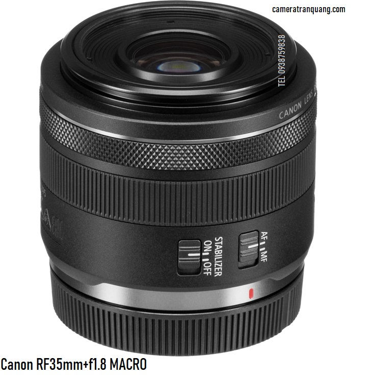 Canon RF 35mm f /1.8 IS STM Macro