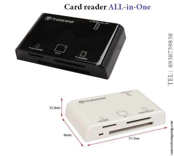 Card-reader Trancent P8