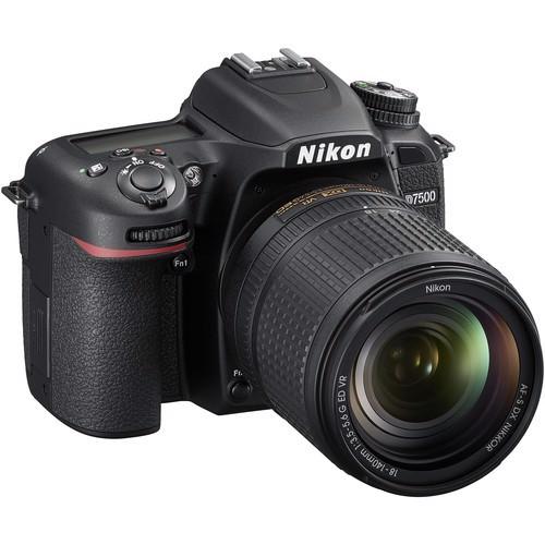 Nikon D7500 Kit 18-140mm ( VIC )