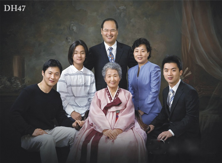 Phông ảnh gia đình DH47