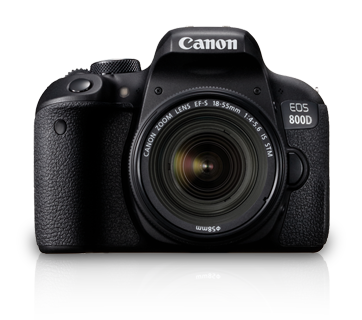 Canon 800DKit 18-55 IS STM