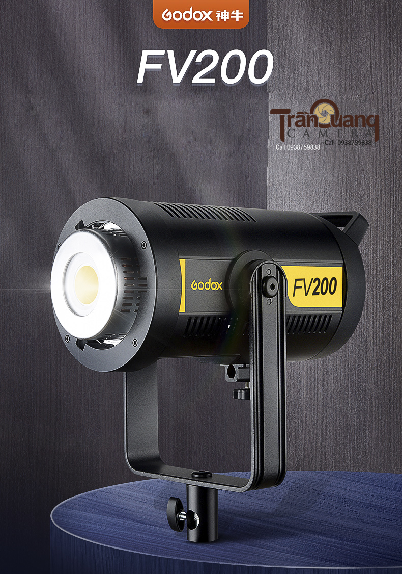 GODOX LED Light FV200