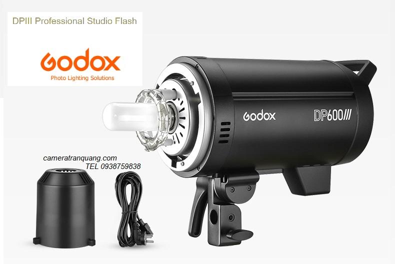 Godox DP600III  New 2020