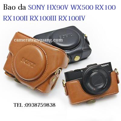 RX100IV/RX100 III/RX100II/HX90V