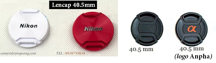 Lencap 40.5mm