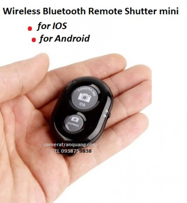 Remote không dây cho IPHONE