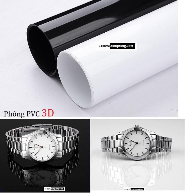 Phông  PVC 3D (mirro effect)