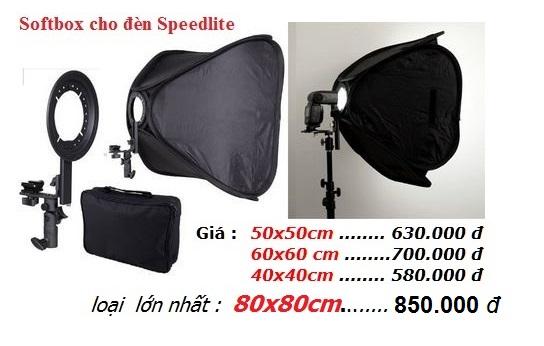 Softbox 40/50/60/80cm
