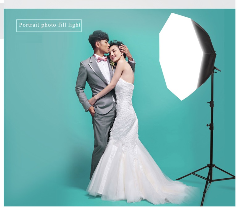 Bộ LED  40w softbox 95cm
