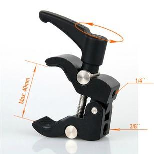 Clip Adaptor kẹp giữ đèn flash và thiết bị nhẹ