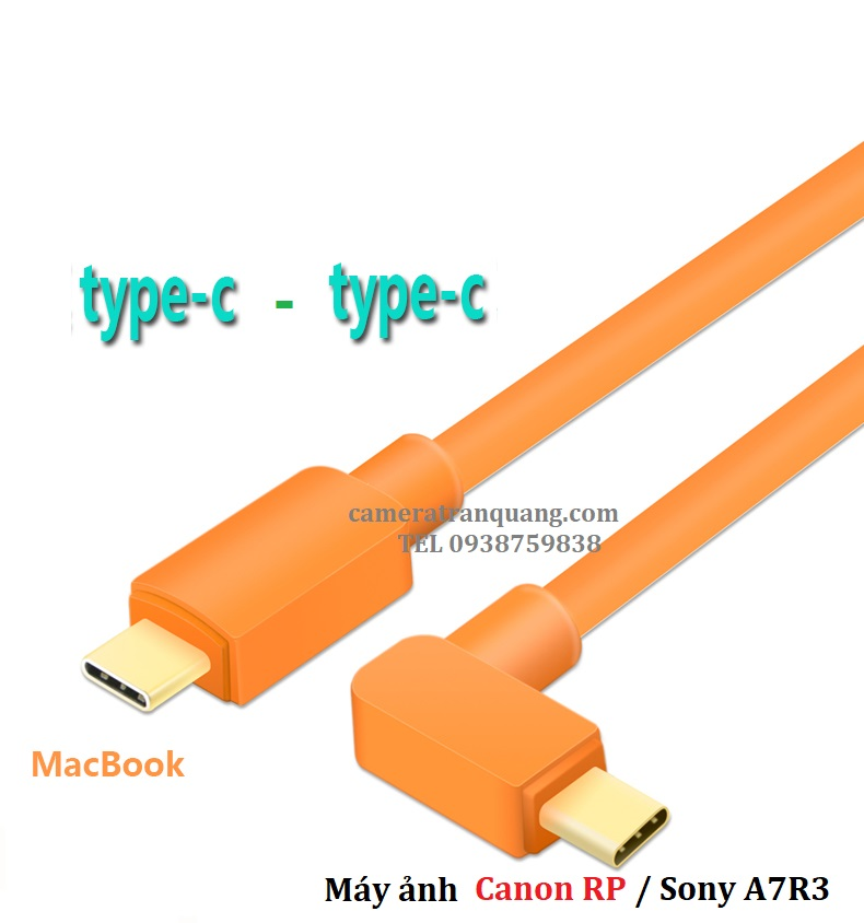 Type-C to Type-C USB cable