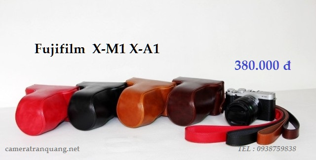 FujiFilm XM1-XA1